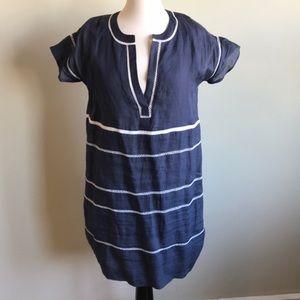 Vince Linen Dress
